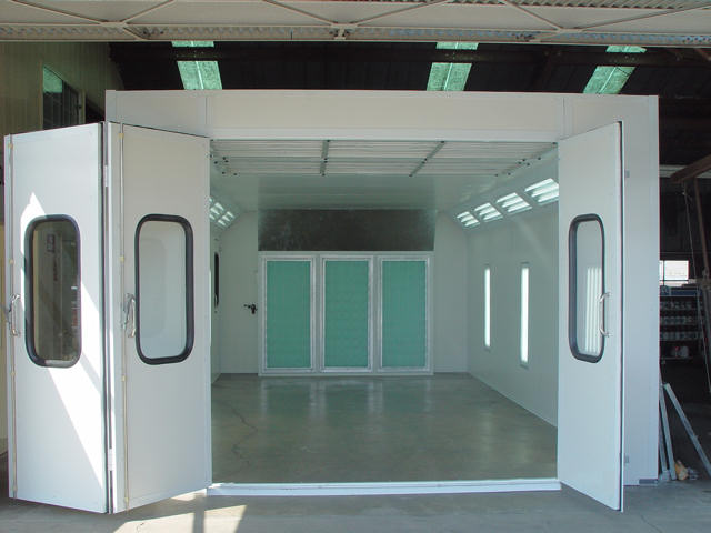 Auto paint spray booths how to rent a paint booth how to paint yes solutioingenieria Images