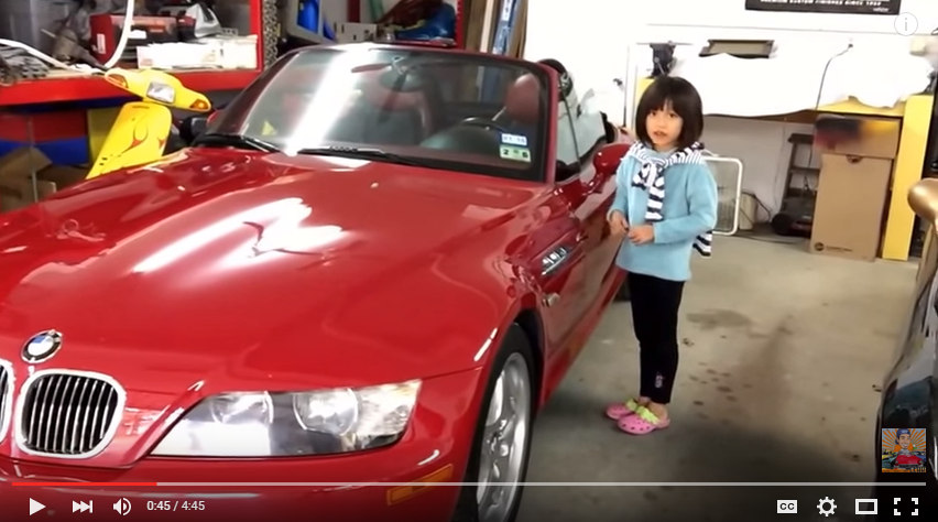 2000 BMW Z3 M – New Touch-up Project